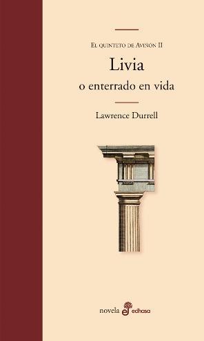 Descargar LIVIA O ENTERRADO EN VIDA  EL QUINTETO DE AVIGNON II