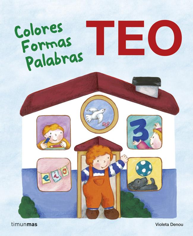 Descargar TEO  COLORES FORMAS PALABRAS