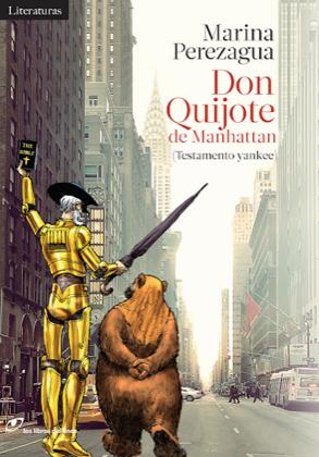 Descargar DON QUIJOTE DE MANHATTAN (TESTAMENTO YANKEE)