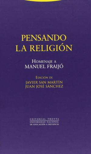 Descargar PENSANDO LA RELIGION  (HOMENAJE A MANUEL FRAIJO)
