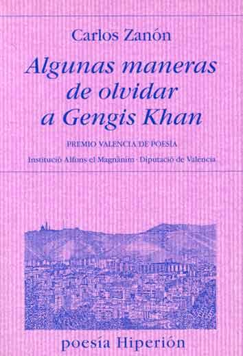 Descargar ALGUNAS MANERAS DE OLVIDAR A GENGIS KHAN