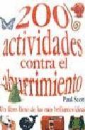 Descargar 200 ACTIVIDADES CONTRA EL ABURRIMIENTO