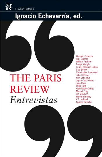 Descargar THE PARIS REVIEW  ENTREVISTAS