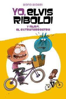 Descargar YO  ELVIS RIBOLDI  Y MURFI EL EXTRATERRESTRE