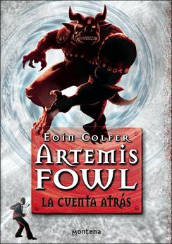 Descargar ARTEMIS FOWL V: LA CUENTA ATRAS