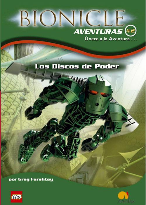 Descargar LOS DISCOS DE PODER