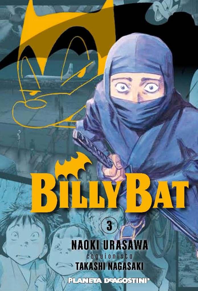 Descargar BILLY BAT Nº3