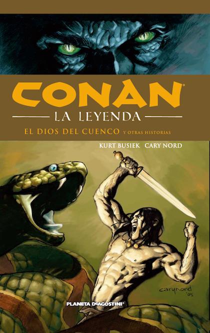 Descargar CONAN LA LEYENDA Nº2