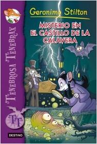 Descargar MISTERIO EN EL CASTILLO DE LA CALAVERA  TENEBROSA TENEBRAX 2