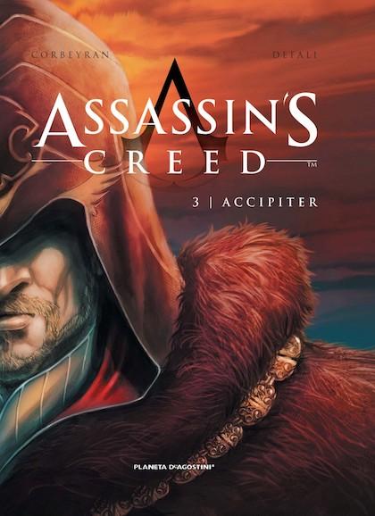 Descargar ASSASSIN´S CREED Nº 3  ACCIPITER
