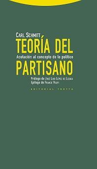 Descargar TEORIA DEL PARTISANO  ACOTACION AL CONCEPTO DE LO POLITICO