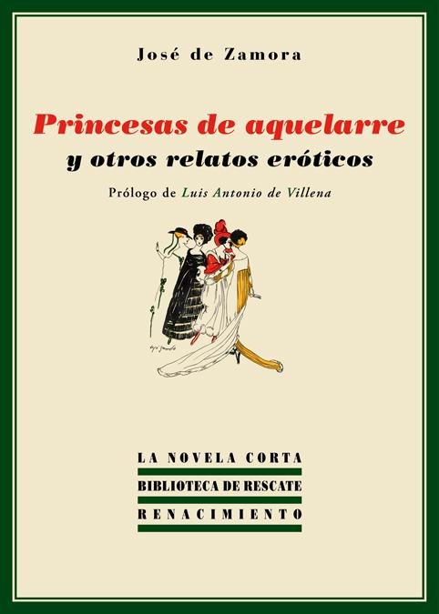Descargar PRINCESAS DE AQUELARRE Y OTROS RELATOS EROTICOS