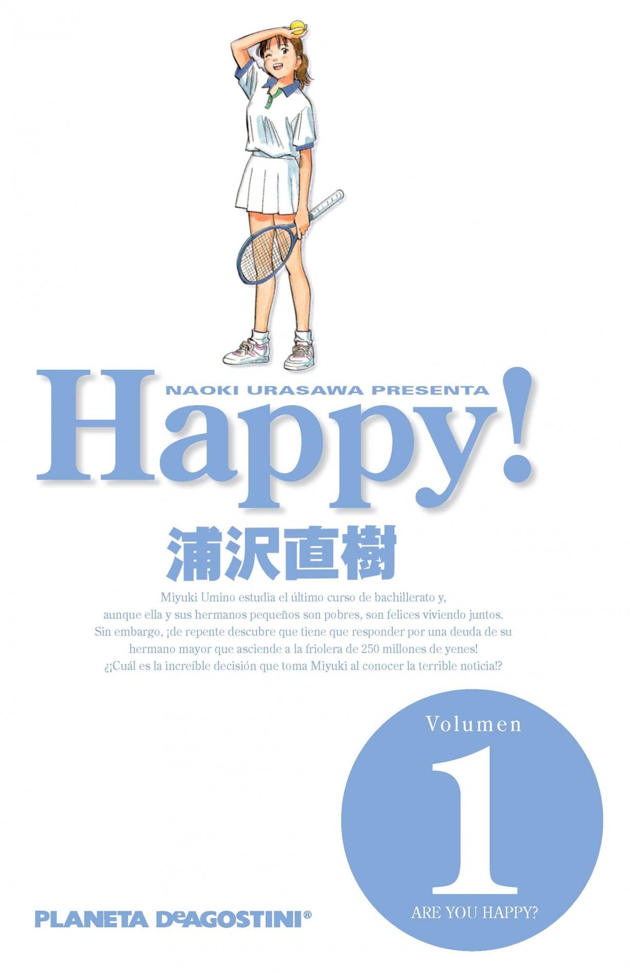 Descargar HAPPY! Nº 01