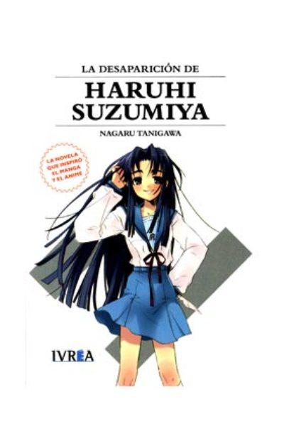 Descargar LA DESAPARICION DE HARUHI SUZUMIYA