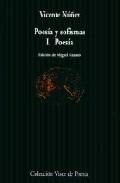 Descargar POESIA Y SOFISMAS I  POESIA