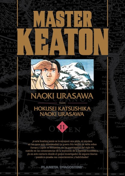 Descargar MASTER KEATON Nº11