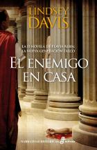 Descargar EL ENEMIGO EN CASA  LA II NOVELA DE FLAVIA ALBIA: LA NUEVA GENERACION FALCO
