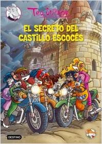 Descargar EL SECRETO DEL CASTILLO ESCOCES  TEA STILTON 9
