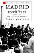 Descargar MADRID EN LA POSGUERRA  1939-1946: LOS AñOS DE LA REPRESION