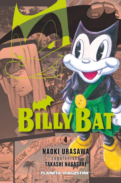 Descargar BILLY BAT Nº4