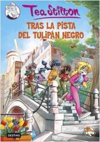 Descargar TRAS LA PISTA DEL TULIPAN NEGRO  TEA STILTON 18