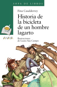 Descargar HISTORIA DE LA BICICLETA DE UN HOMBRE LAGARTO