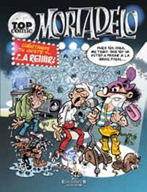 Descargar TOP COMIC MORTADELO Nº 37