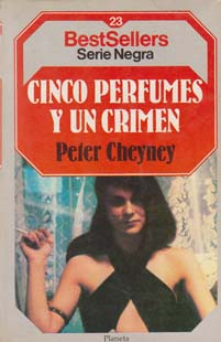 Descargar CINCO PERFUMES Y UN CRIMEN