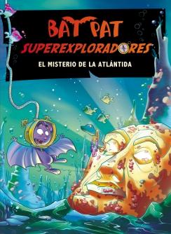 Descargar SUPEREXPLORADORES: EL MISTERIO DE LA ATLANTIDA  BAT PAT