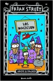 Descargar FREAK STREET  LOS MAGICSON