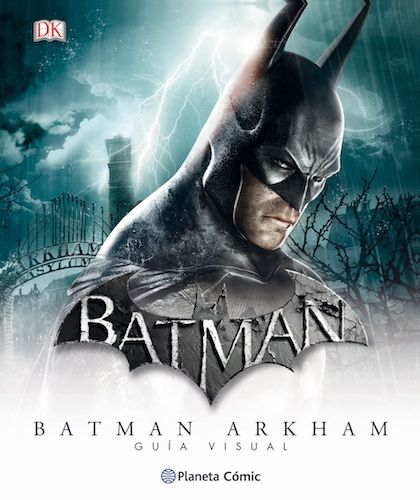 Descargar BATMAN ARKHAM  GUIA VISUAL DEFINITIVA