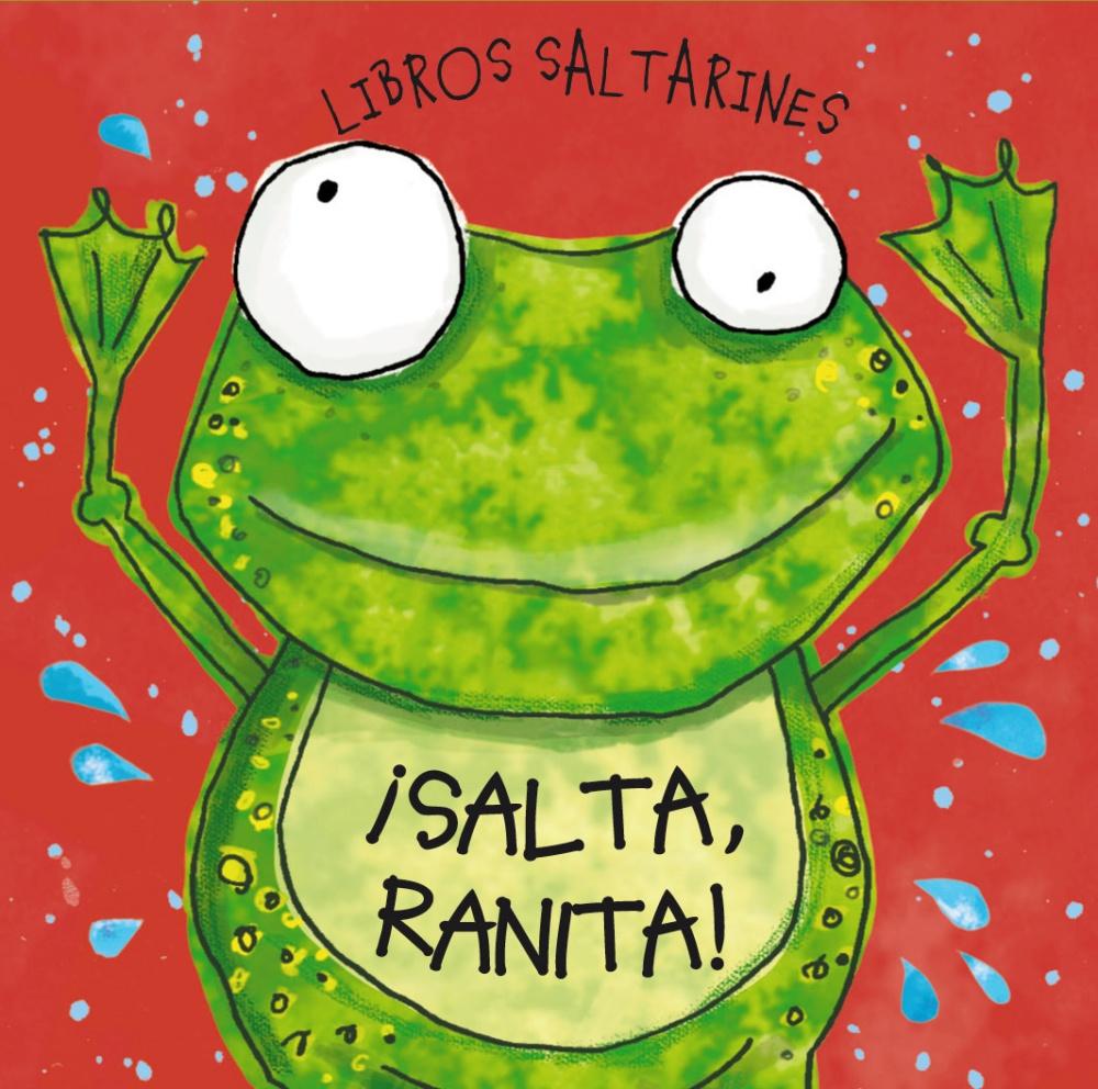 Descargar LIBROS SALTARINES  ¡SALTA  RANITA!