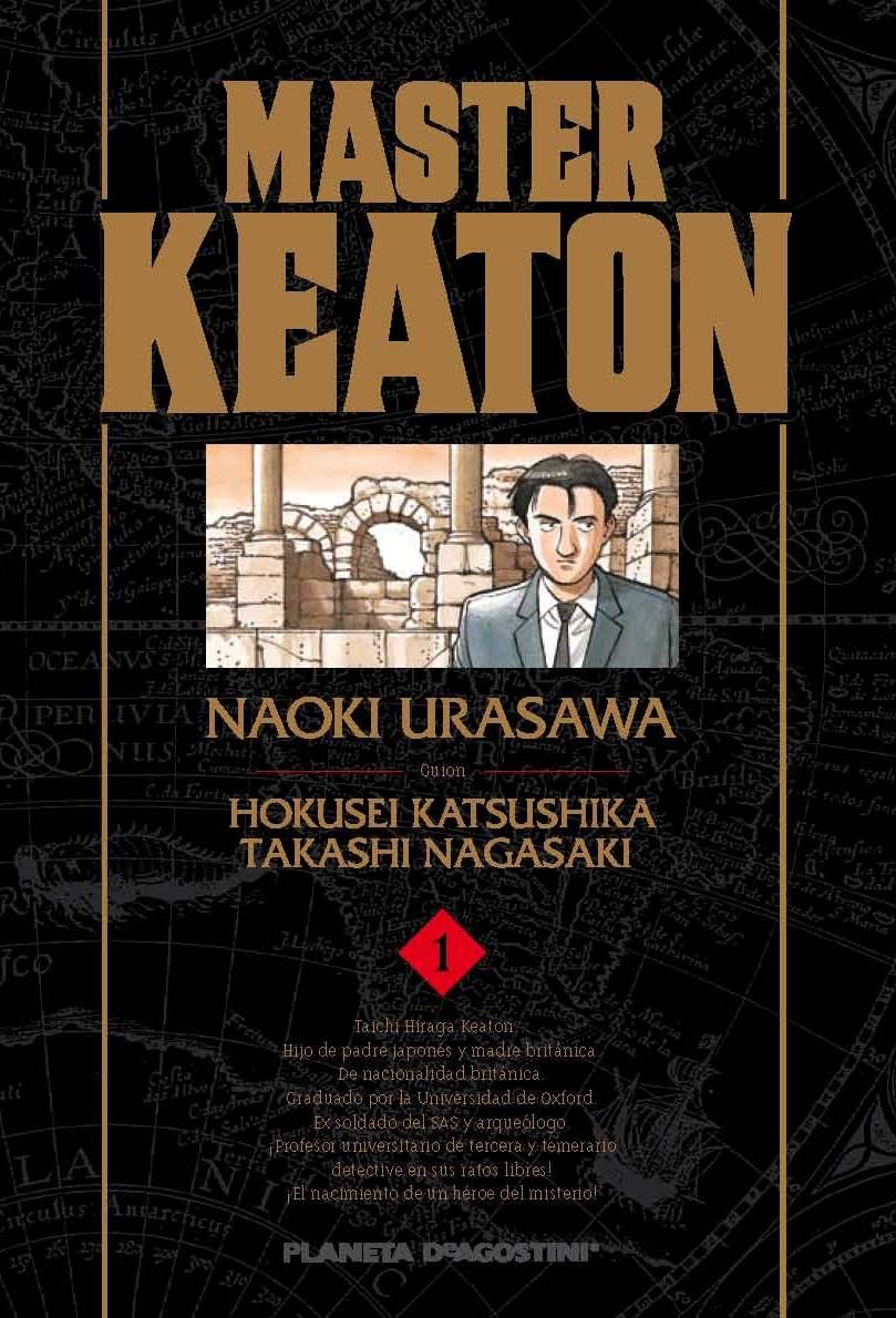 Descargar MASTER KEATON Nº1