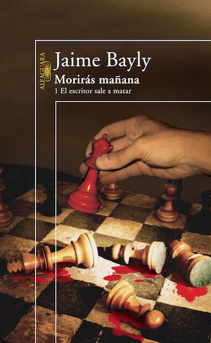 Descargar EL ESCRITOR SALE A MATAR  MORIRAS MAñANA 1