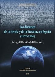 Descargar LOS DISCURSOS DE LA CIENCIA Y LA LITERATURA EN ESPAÑA (1875-1906)