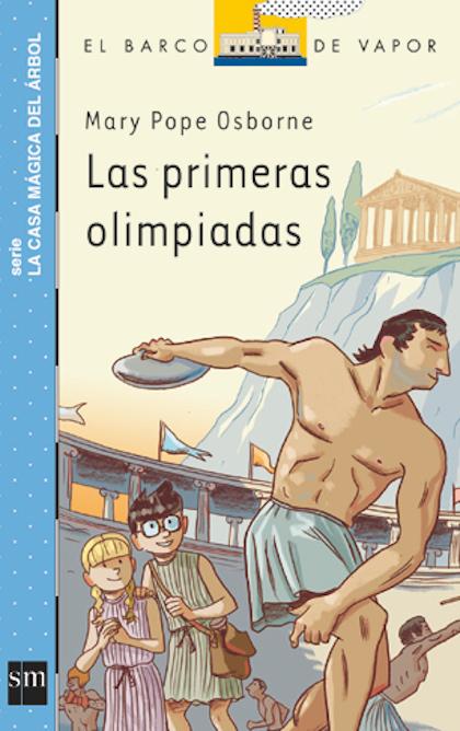 Descargar LAS PRIMERAS OLIMPIADAS  LA CASA MAGICA DEL ARBOL