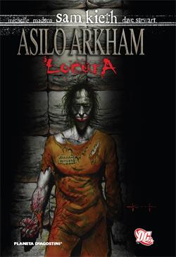 Descargar ASILO ARKHAM: LOCURA