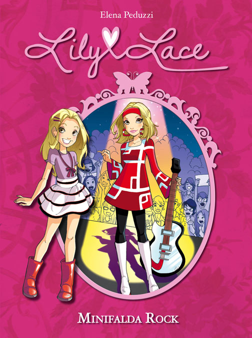 Descargar LILY LACE 2  MINIFALDA ROCK