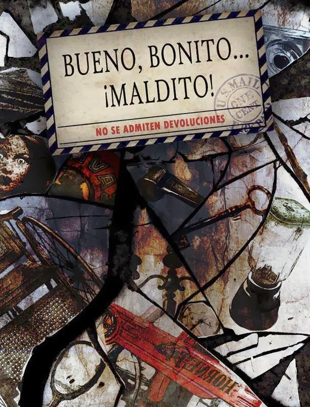 Descargar BUENO  BONITO    ¡MALDITO! NO SE ADMITEN DEVOLUCIONES