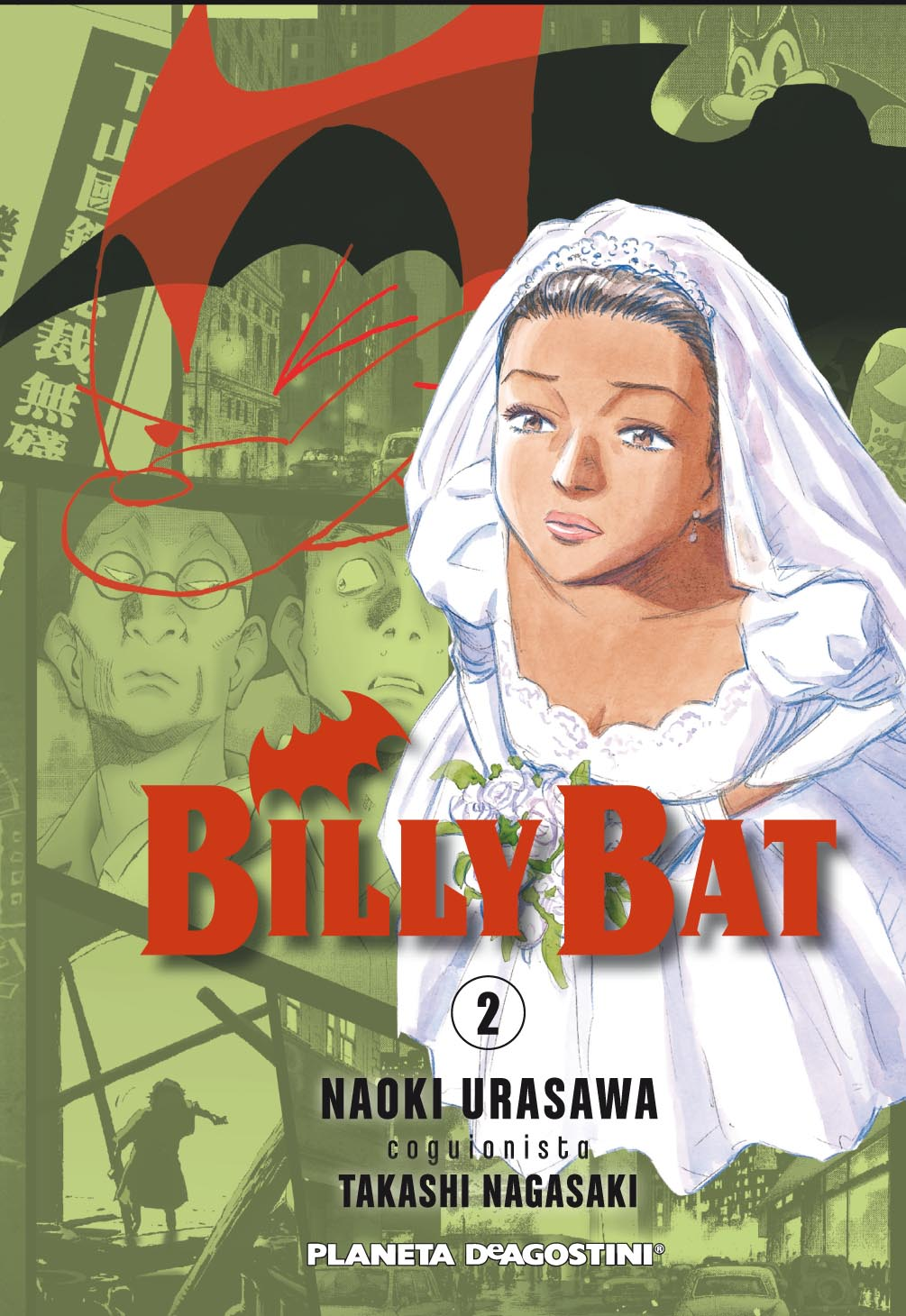 Descargar BILLY BAT Nº2