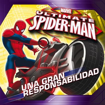 Descargar SPIDER-MAN  UNA GRAN RESPONSABILIDAD