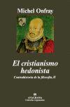 Descargar EL CRISTIANISMO HEDONISTA  CONTRAHISTORIA DE LA FILOSOFIA II