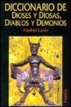 Descargar DICCIONARIO DE DIOSES Y DIOSAS  DIABLOS Y DEMONIOS